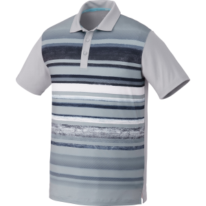 Men's PUMA Washed Stripe Polo PC