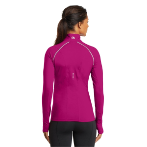 OGIO® ENDURANCE Ladies Nexus 1/4-Zip Pullover